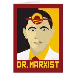 アンチオバマ: Marxist博士 カード