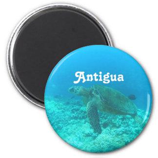 アンチグアのスキューバダイビング マグネット