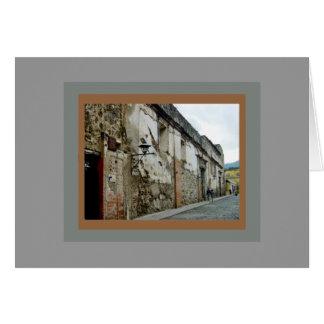 アンチグアの壁2 カード