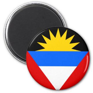 アンチグアの旗 マグネット