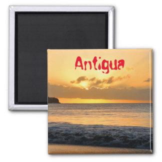アンチグアの熱帯島 マグネット