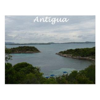 アンチグアの眺め ポストカード