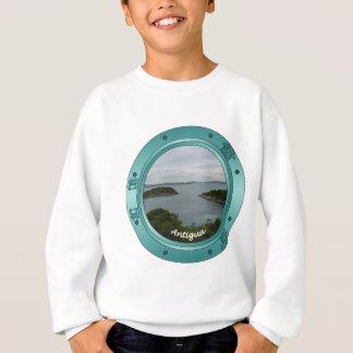 アンチグアの蒸気口 スウェットシャツ