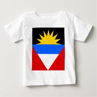 アンチグアの高品質な旗 ベビーTシャツ