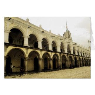 アンチグアグアテマラの大尉の監視 カード
