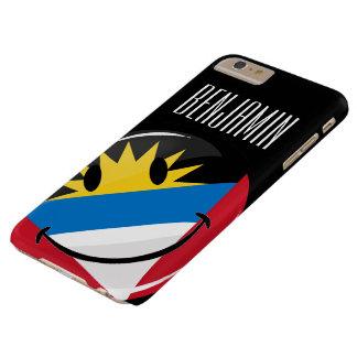 アンチグアバーブーダのスマイリー BARELY THERE iPhone 6 PLUS ケース