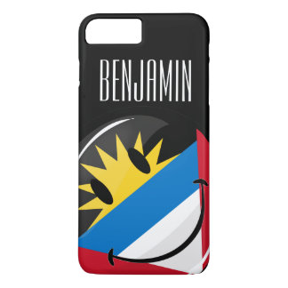 アンチグアバーブーダのスマイリー iPhone 8 PLUS/7 PLUSケース