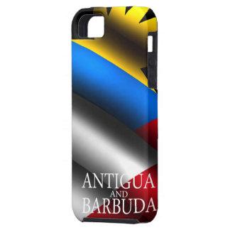 アンチグアバーブーダの旗のIphone 5の場合 iPhone SE/5/5s ケース