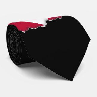 アンチグアバーブーダの旗 カスタムネクタイ