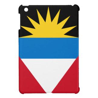 アンチグアバーブーダの旗 iPad MINIケース