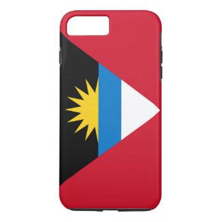 アンチグアバーブーダの旗 iPhone 8 PLUS/7 PLUSケース