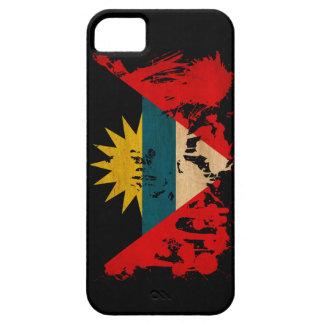 アンチグアバーブーダの旗 iPhone SE/5/5s ケース