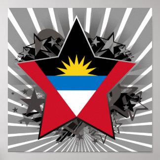 アンチグアバーブーダの星 ポスター