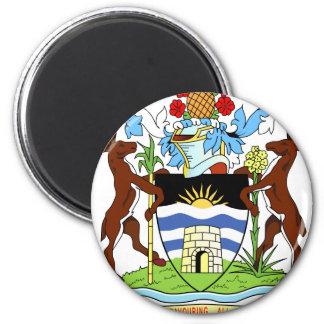 アンチグアバーブーダの紋章付き外衣 マグネット