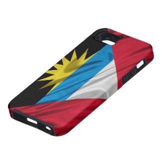 アンチグアバーブーダのiPhoneの旗5つのケース iPhone SE/5/5s ケース