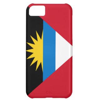 アンチグアバーブーダのiPhone 5のの旗場合 iPhone5Cケース