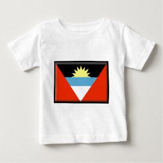 アンチグアバーブーダ ベビーTシャツ