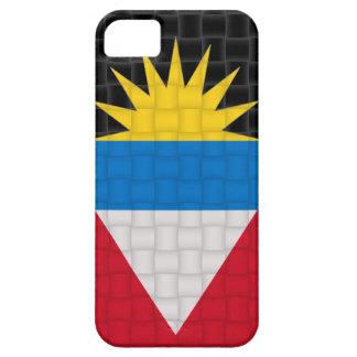 アンチグア及びバーブーダの旗 iPhone SE/5/5s ケース