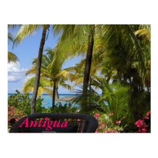 アンチグア ポストカード