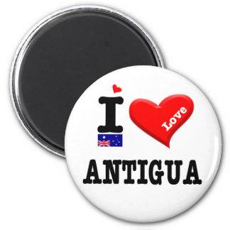 アンチグア- I愛 マグネット