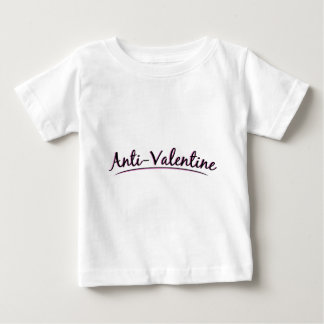 アンチバレンタイン ベビーTシャツ