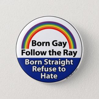 アンチ同性愛恐怖症ボタン 缶バッジ