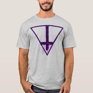 アンチ宗教のアンチIlluminatiのTシャツ Tシャツ
