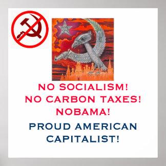 アンチ社会主義 ポスター