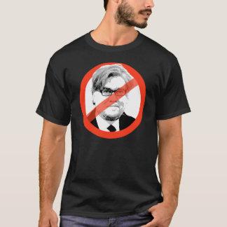 アンチBannon -反スティーブBannon Tシャツ