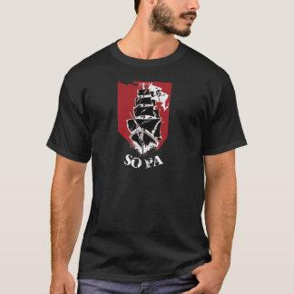 アンチSOPAのワイシャツ Tシャツ