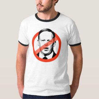 アンチSpicer -反ショーンSpicer Tシャツ
