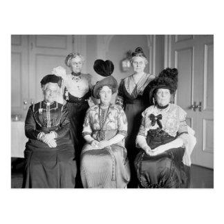 アンチVivisection Ladies 1913年 ポストカード