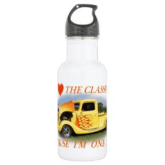 アンティーク-クラシックな自動車 ウォーターボトル