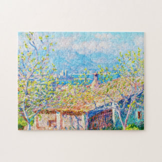 アンティーブクロード・モネの庭師の家 ジグソーパズル