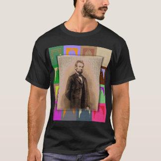 アンディー   エイブラハム・リンカーン3 Tシャツ