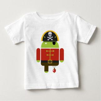 アンディー-人間の特徴をもつ海賊 ベビーTシャツ