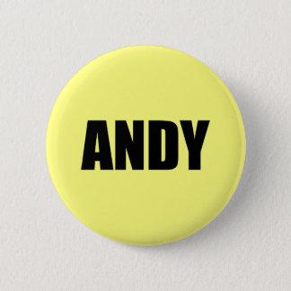 アンディー 缶バッジ