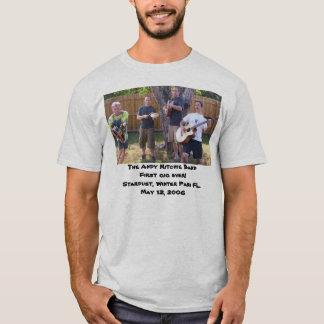 アンディーRitchieバンド-マイクアリソン Tシャツ