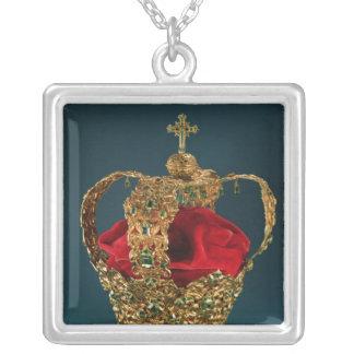 アンデスの王冠 シルバープレートネックレス