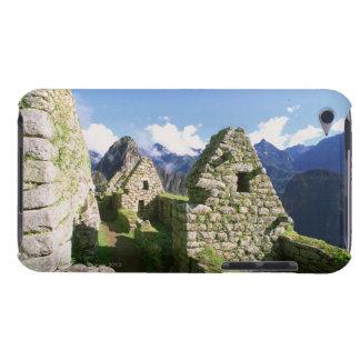 アンデスのMachu Picchuのインカの台なし Case-Mate iPod Touch ケース