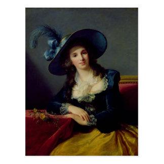 アントワネットElisabeth Marieのd'Aguesseau ポストカード