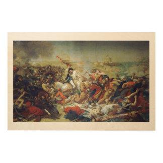 アントワーヌジーングロ著Abukir 1799年7月25日の戦い ウッドウォールアート