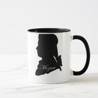 アントンStadlerクラリネット奏者および作曲家のモーツァルトのマグ マグカップ