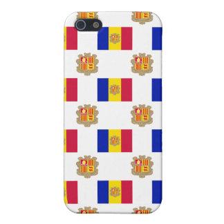 アンドラの旗そして頂上 iPhone 5 COVER