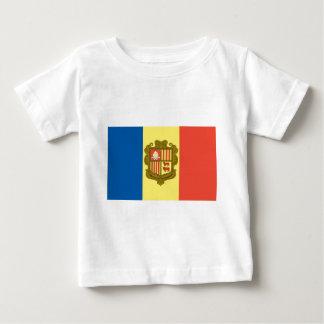アンドラの旗 ベビーTシャツ