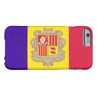 アンドラの旗 BARELY THERE iPhone 6 ケース
