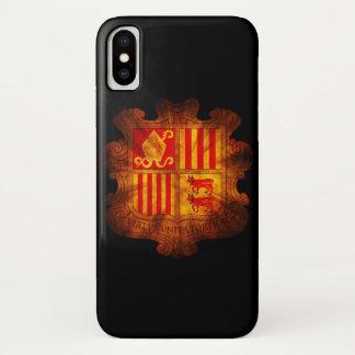 アンドラの旗 iPhone X ケース