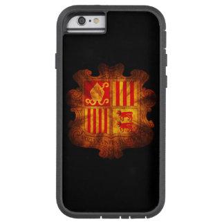 アンドラの紋章付き外衣 TOUGH XTREME iPhone 6 ケース