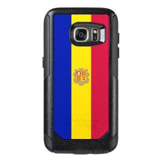 アンドラSamsungのオッターボックスの場合の旗 オッターボックスSamsung Galaxy S7ケース