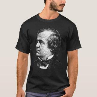 アンドリュー・ジョンソン大統領のグラフィック Tシャツ